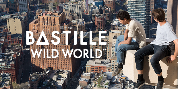 Bastille Wild World (c) Universal Music